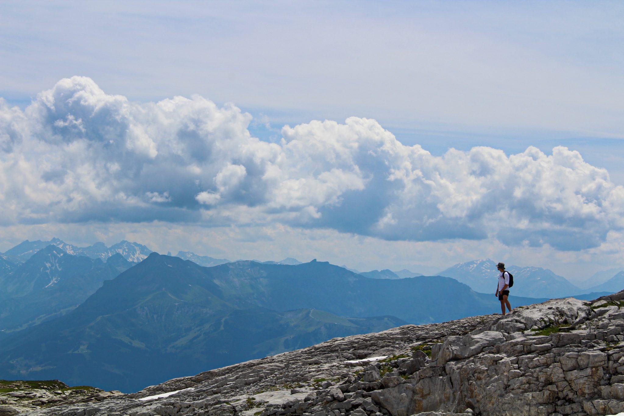 Flaine, The Alps
